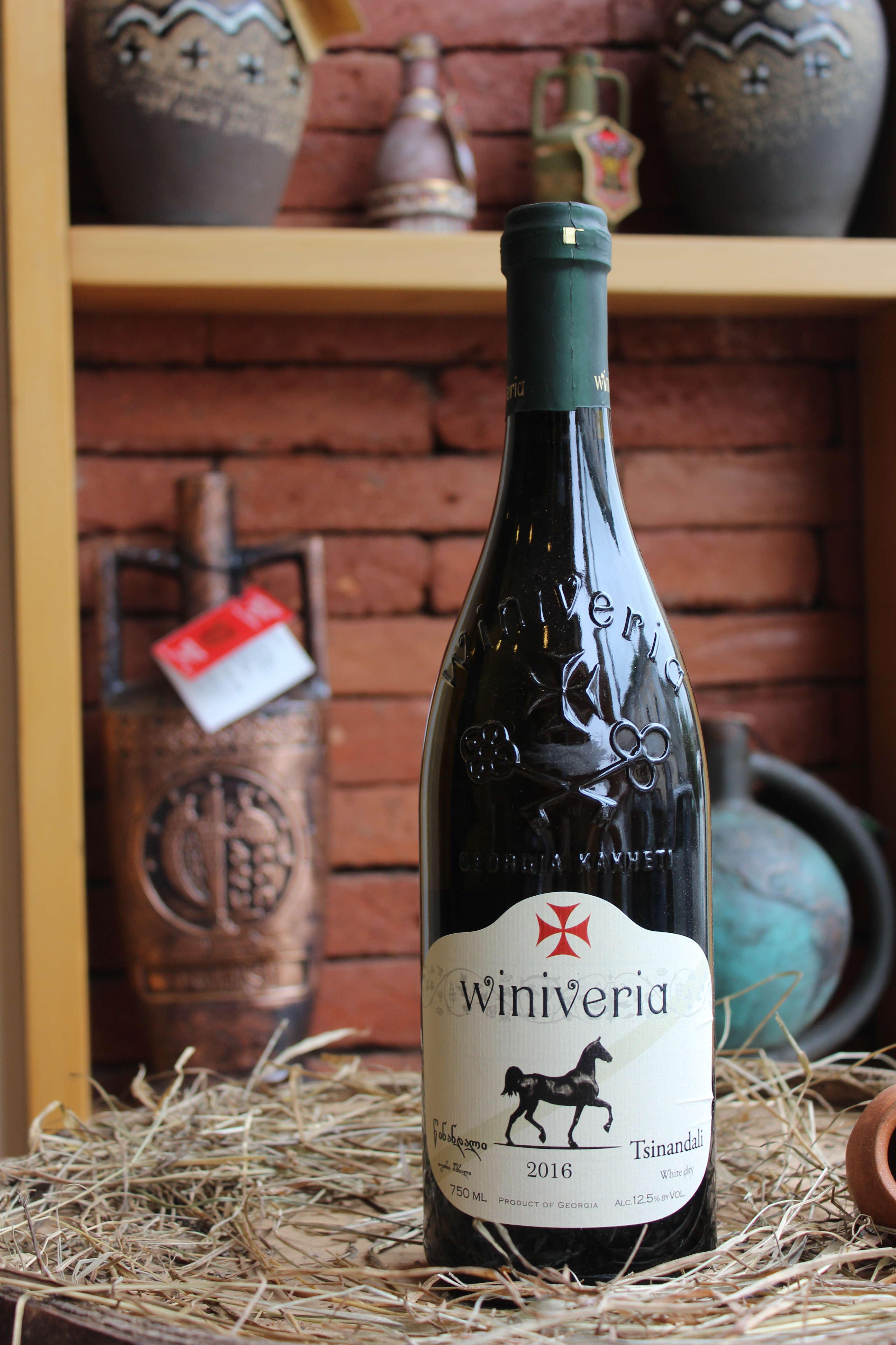 Winiveria - Tsinandali