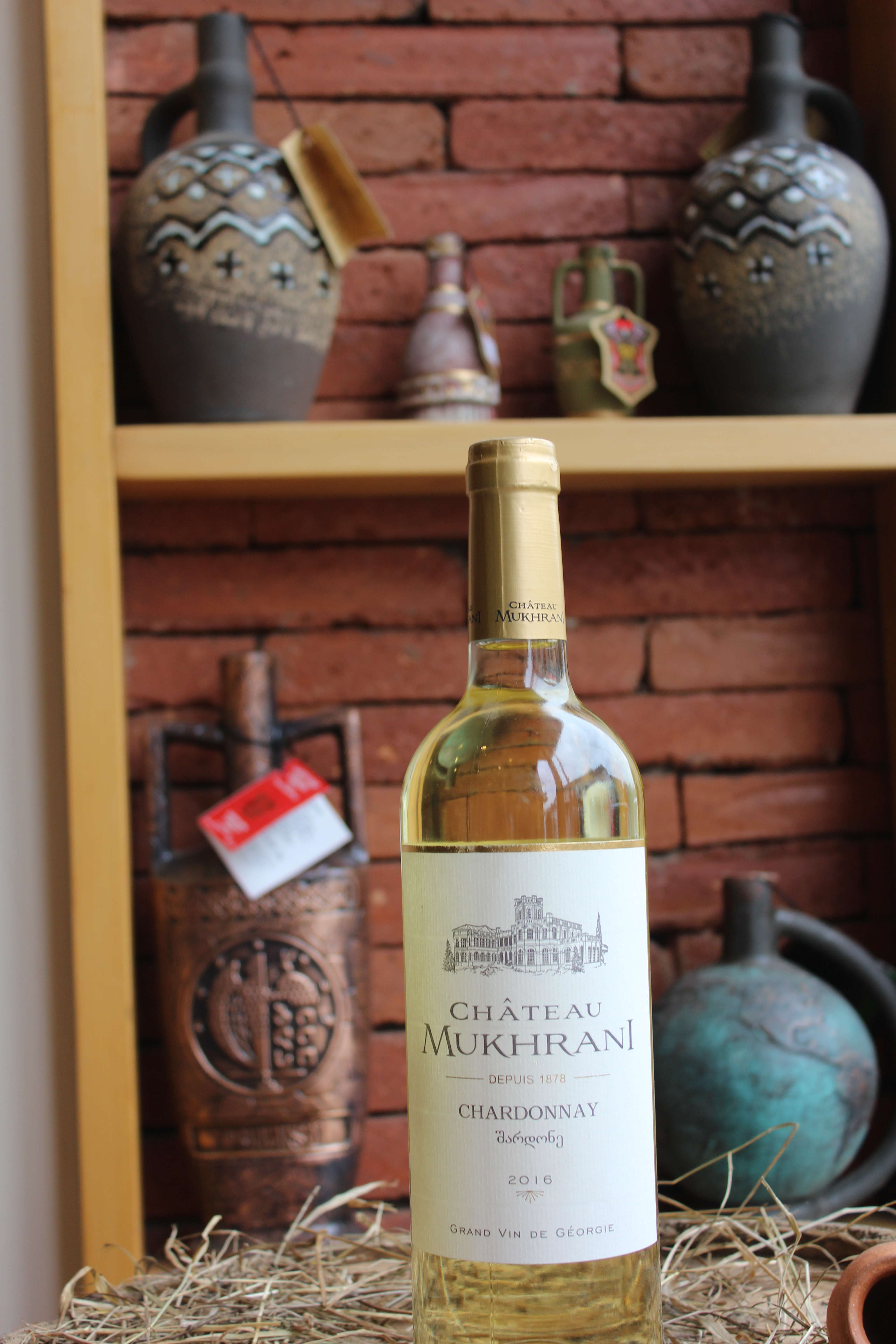 Château Mukhrani - Chardonnay