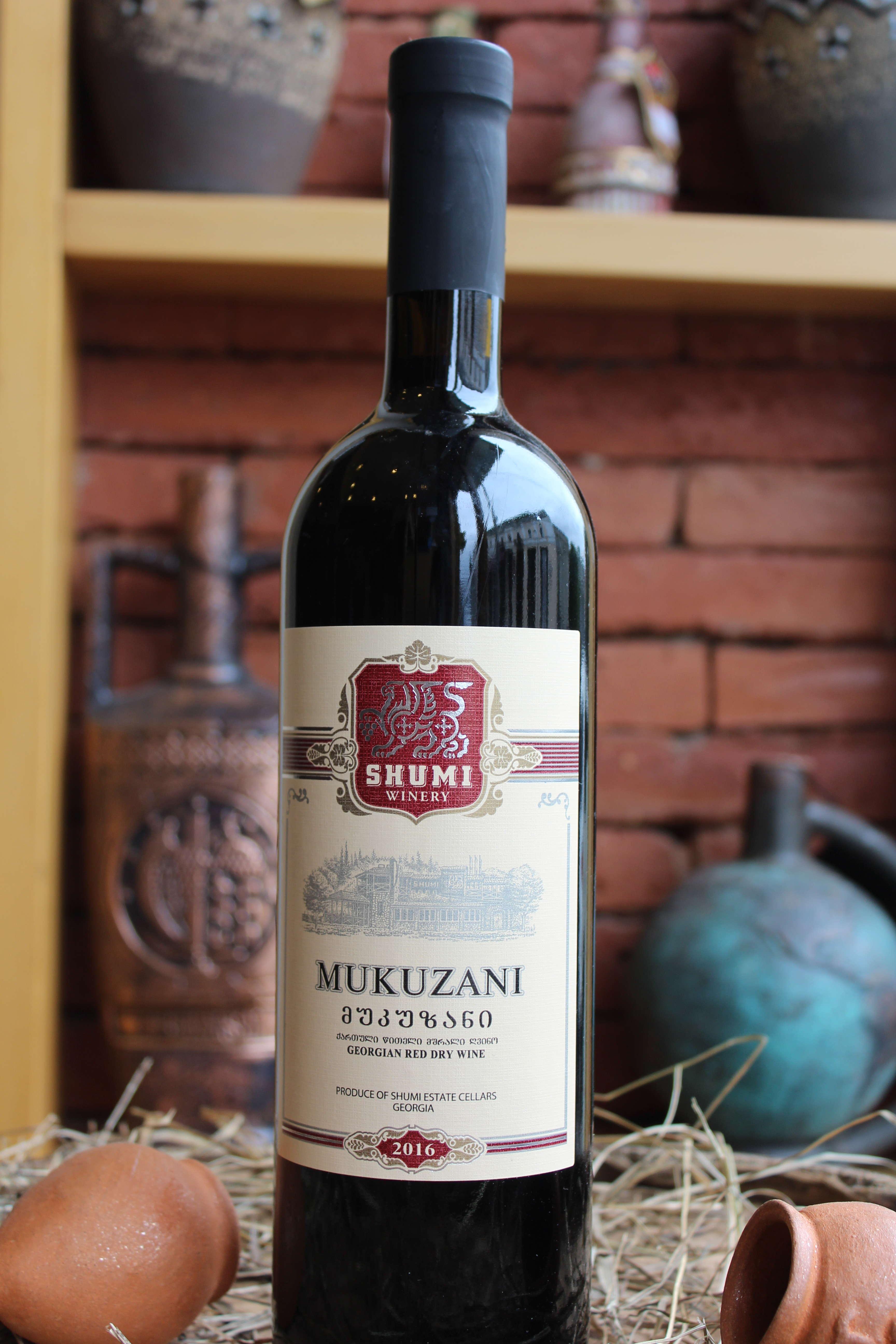 Shumi - Mukuzani