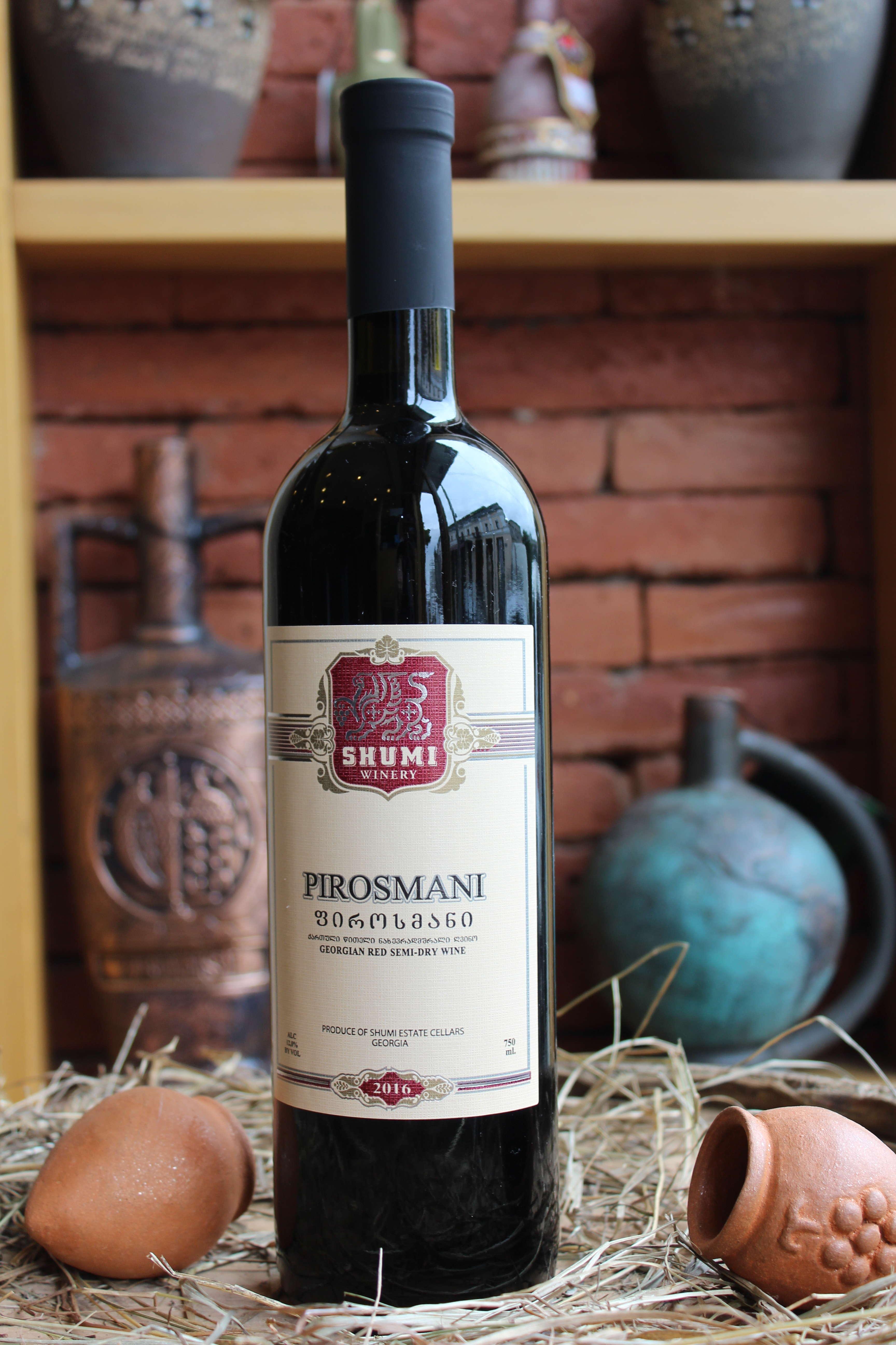 Shumi - Pirosmani