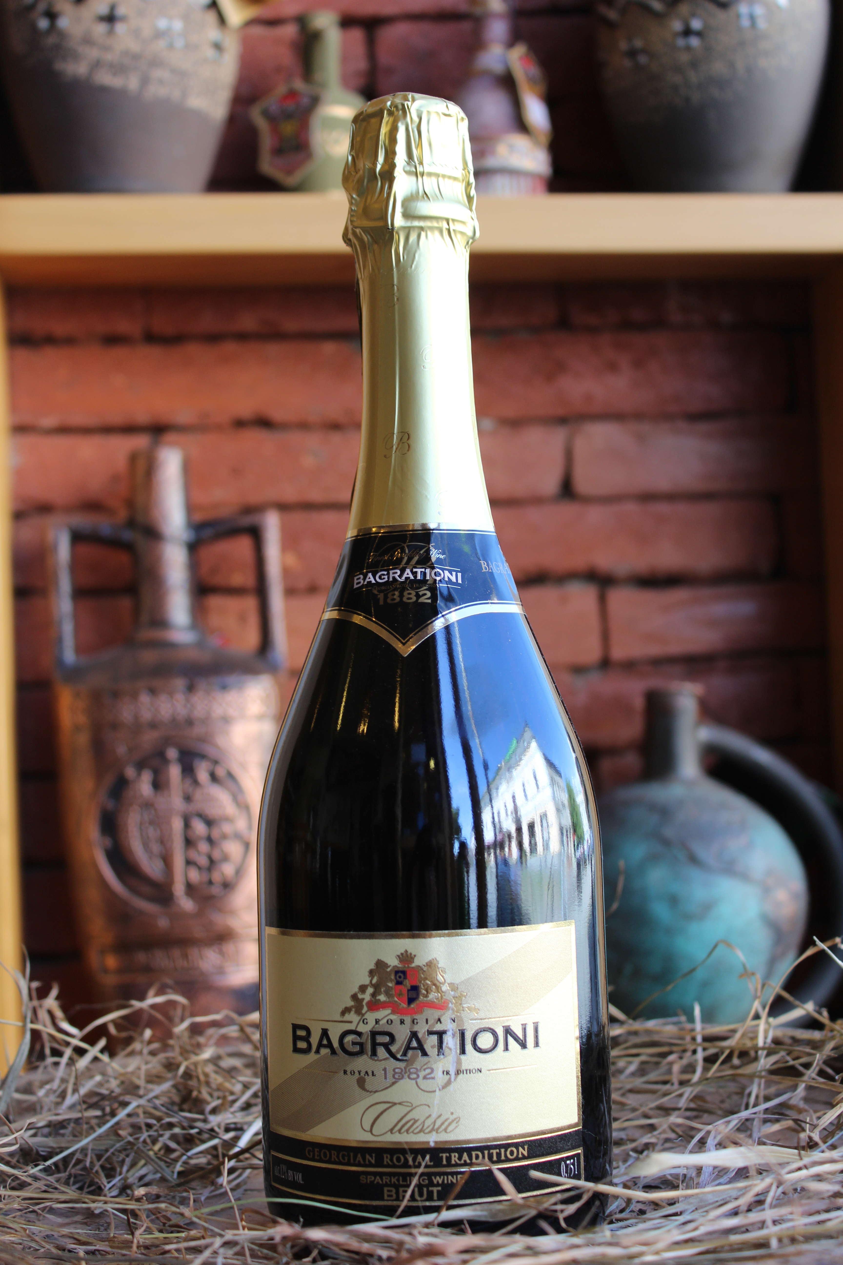Bagrationi - Brut