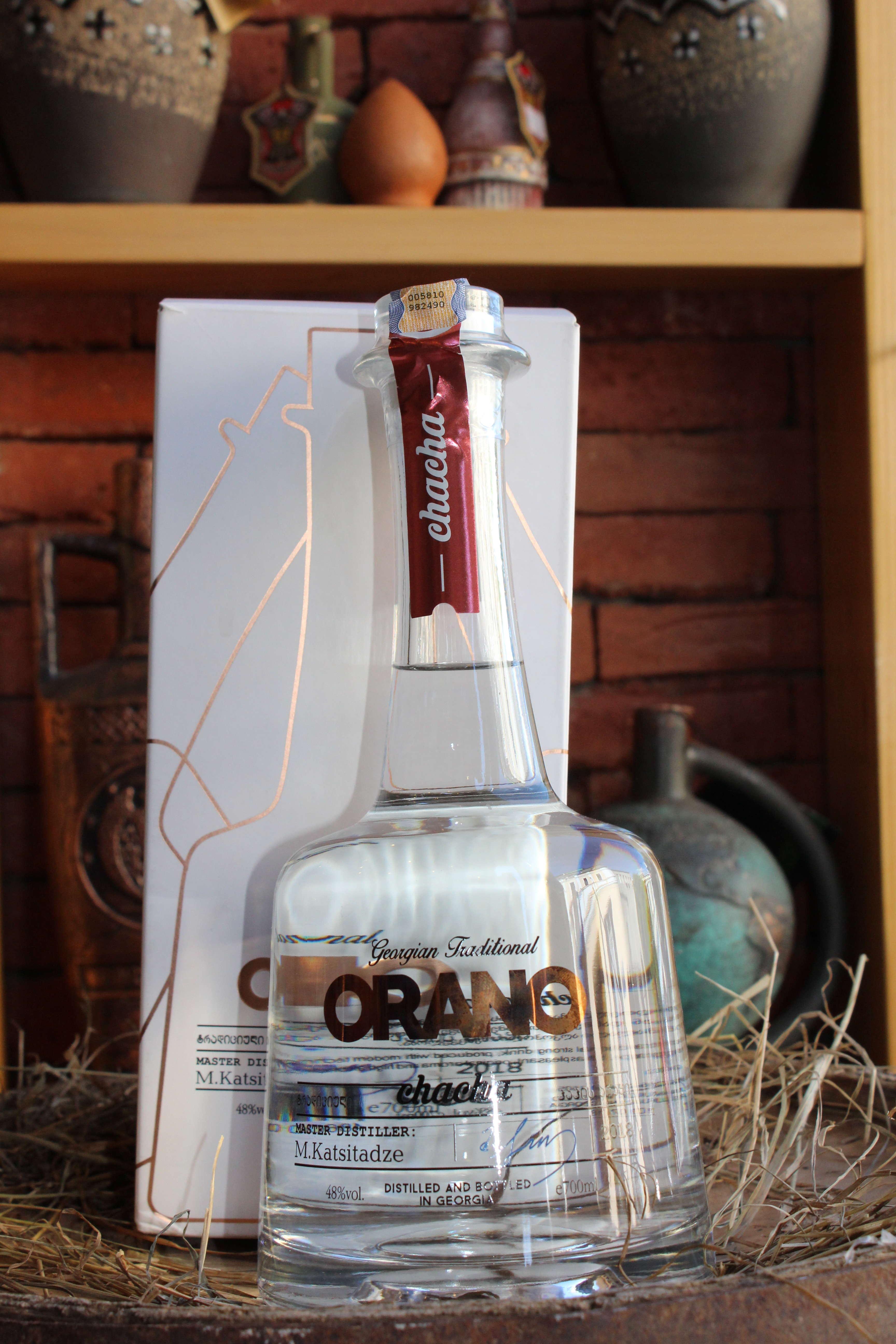 Orano - Chacha