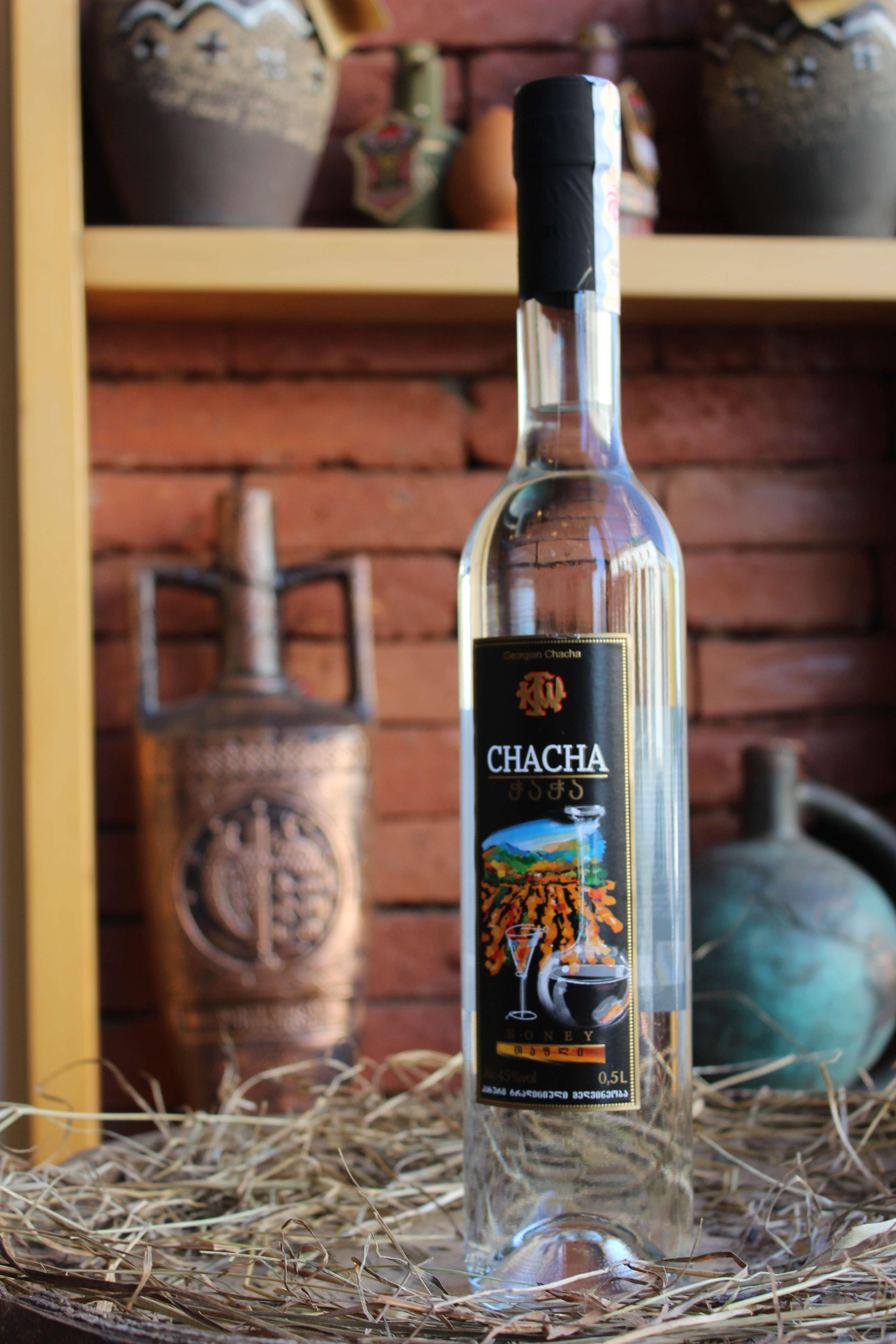 Badagoni - Chacha honey