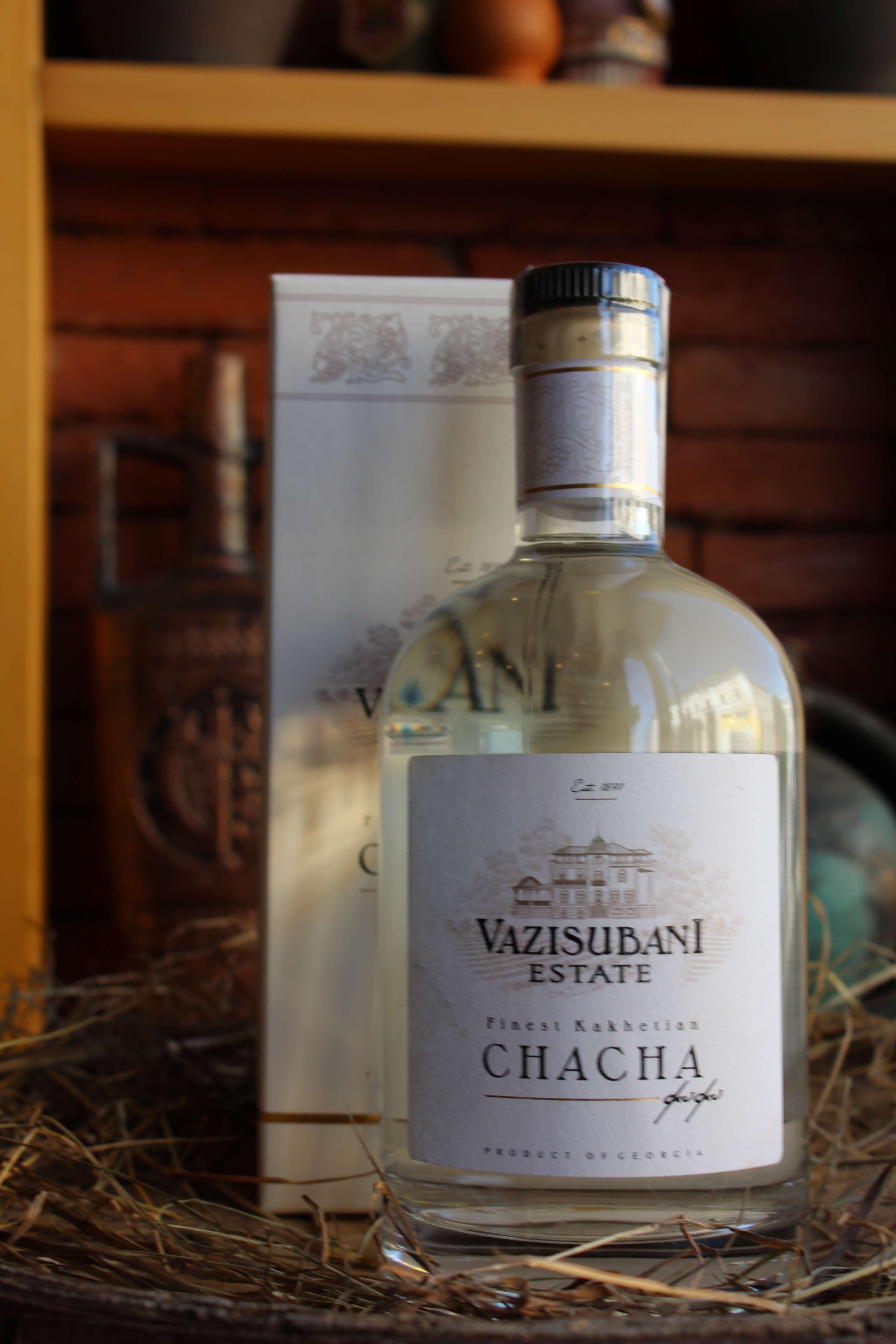 Vazisubani - Chacha